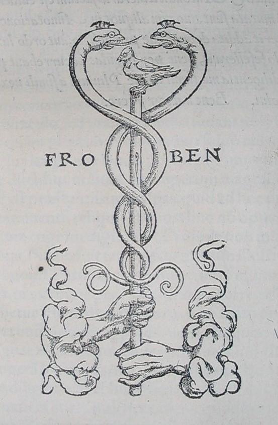 Caduceus As A Symbol Of Medicine Wikiwand