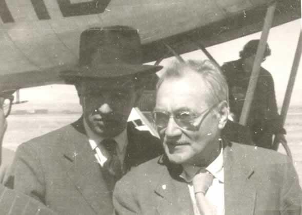 Jorge Ruiz - John Grierson 1955