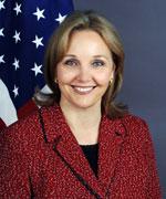 Josette Sheeran American diplomat