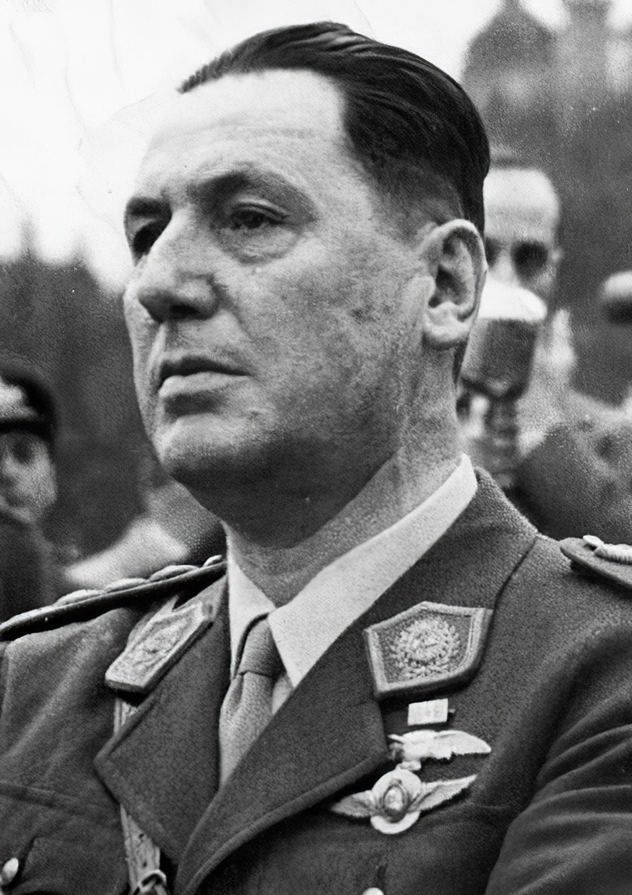 Veja o que saiu no Migalhas sobre Juan Domingo Perón