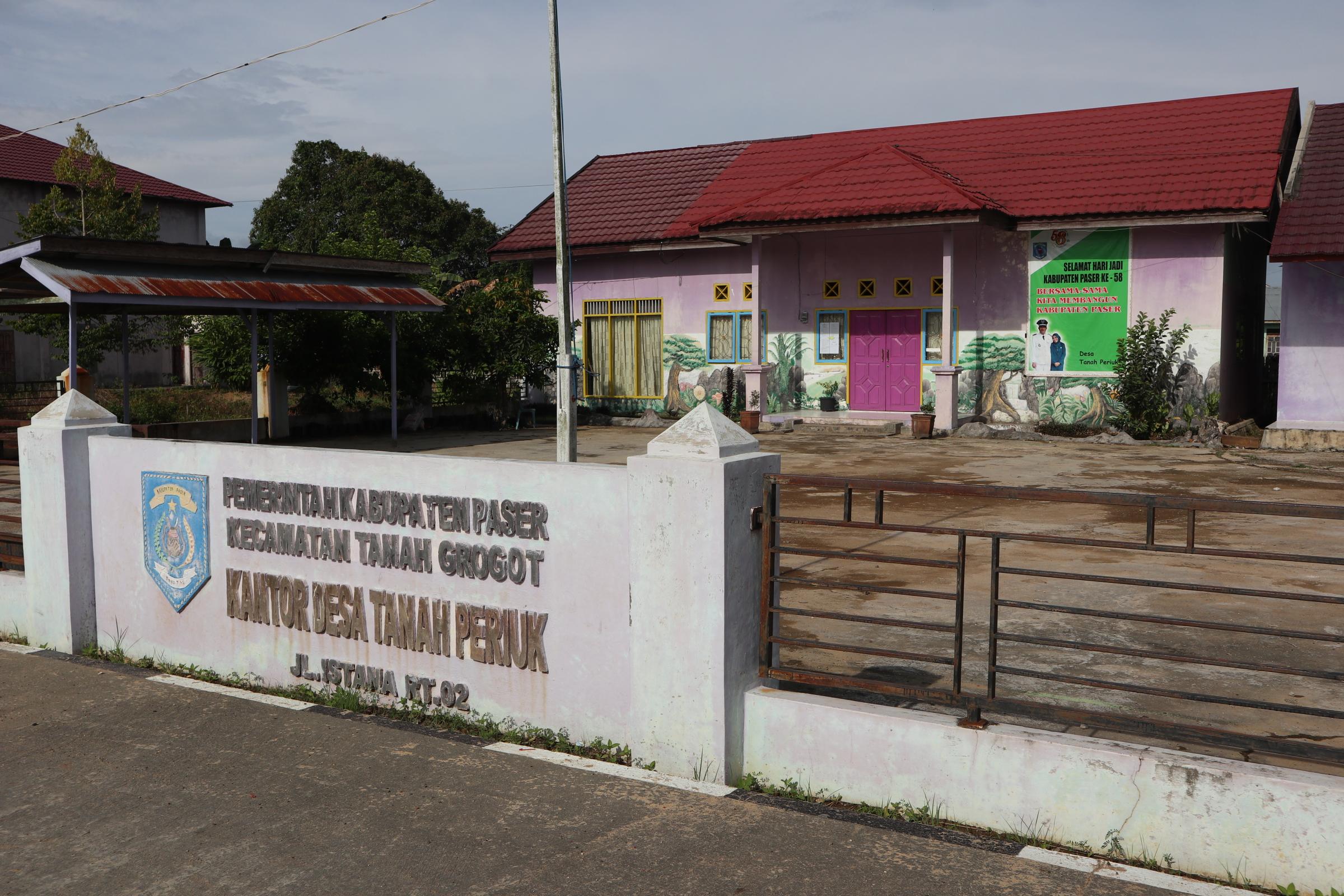 Berkas:Kantor Desa Tanah Periuk, Paser JPG - Wikipedia