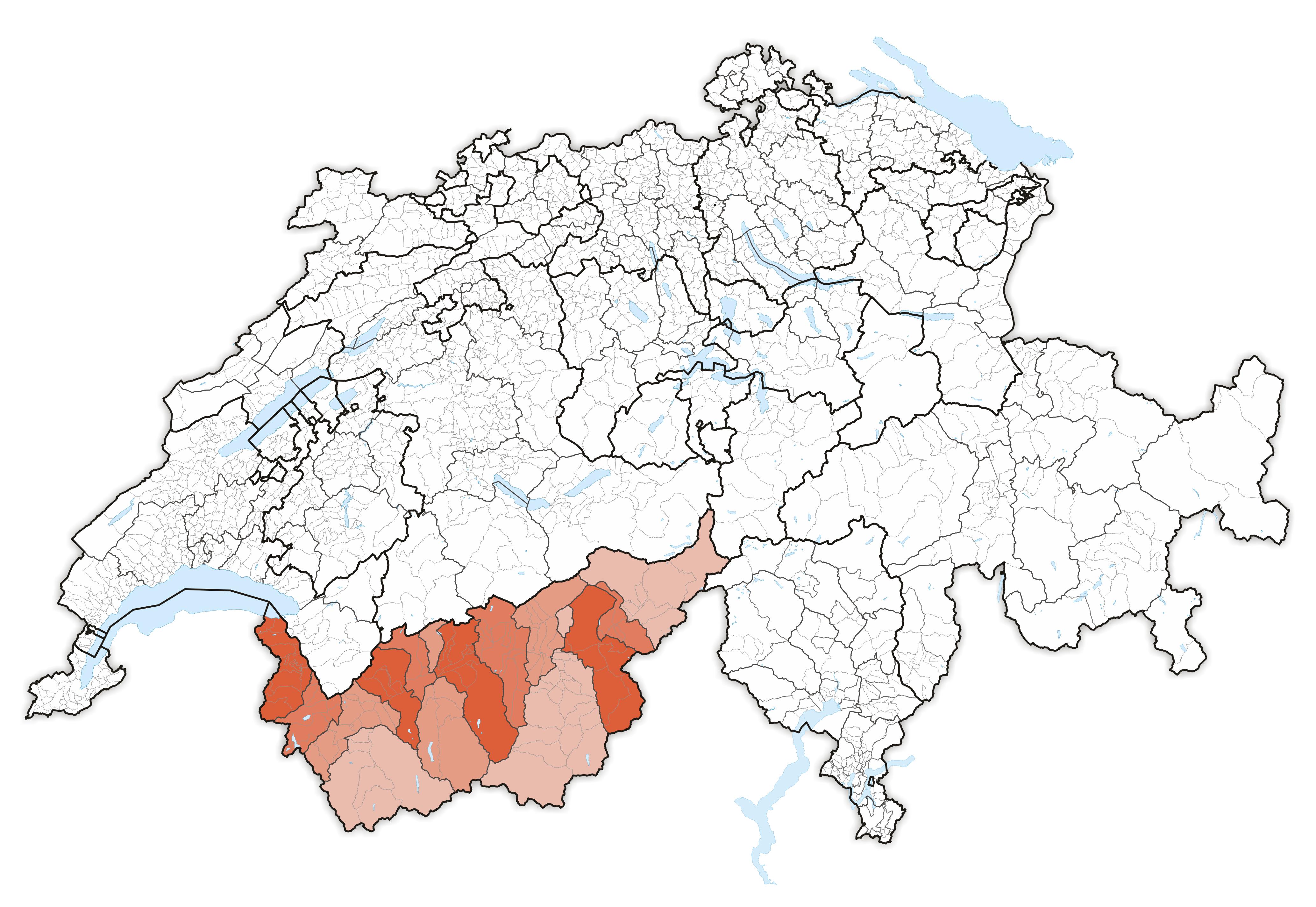 Hauptort Von Wallis