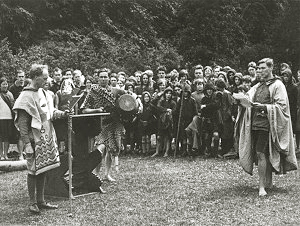 Kibbo Kift British youth movement