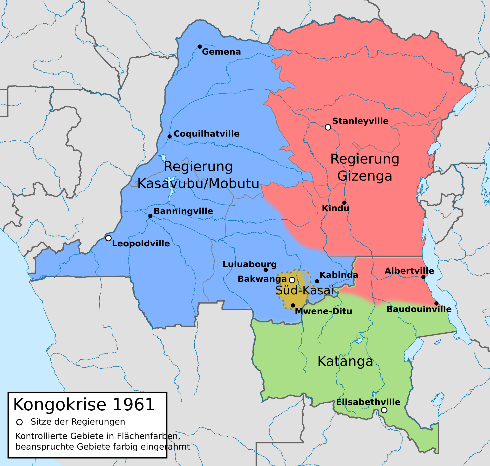 the kongo Jamhuri ya kidemokrasia ya kongo the democratic republic of the congo has been known in the past as, in chronological order, the congo free state.