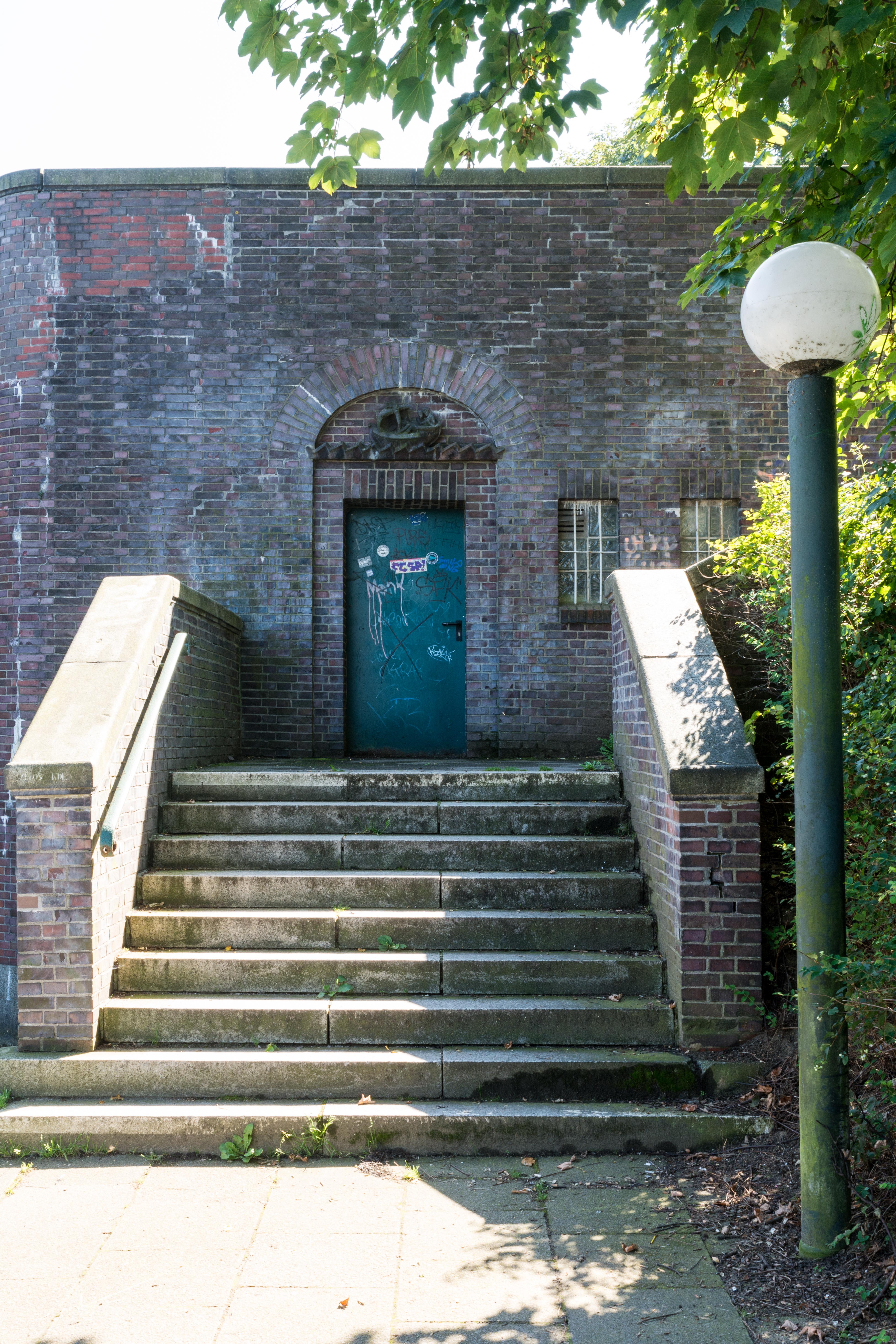 Treppenrenovierung Hamburg file krugkoppelbrücke hamburg seite zum alsterkanal treppe zum
