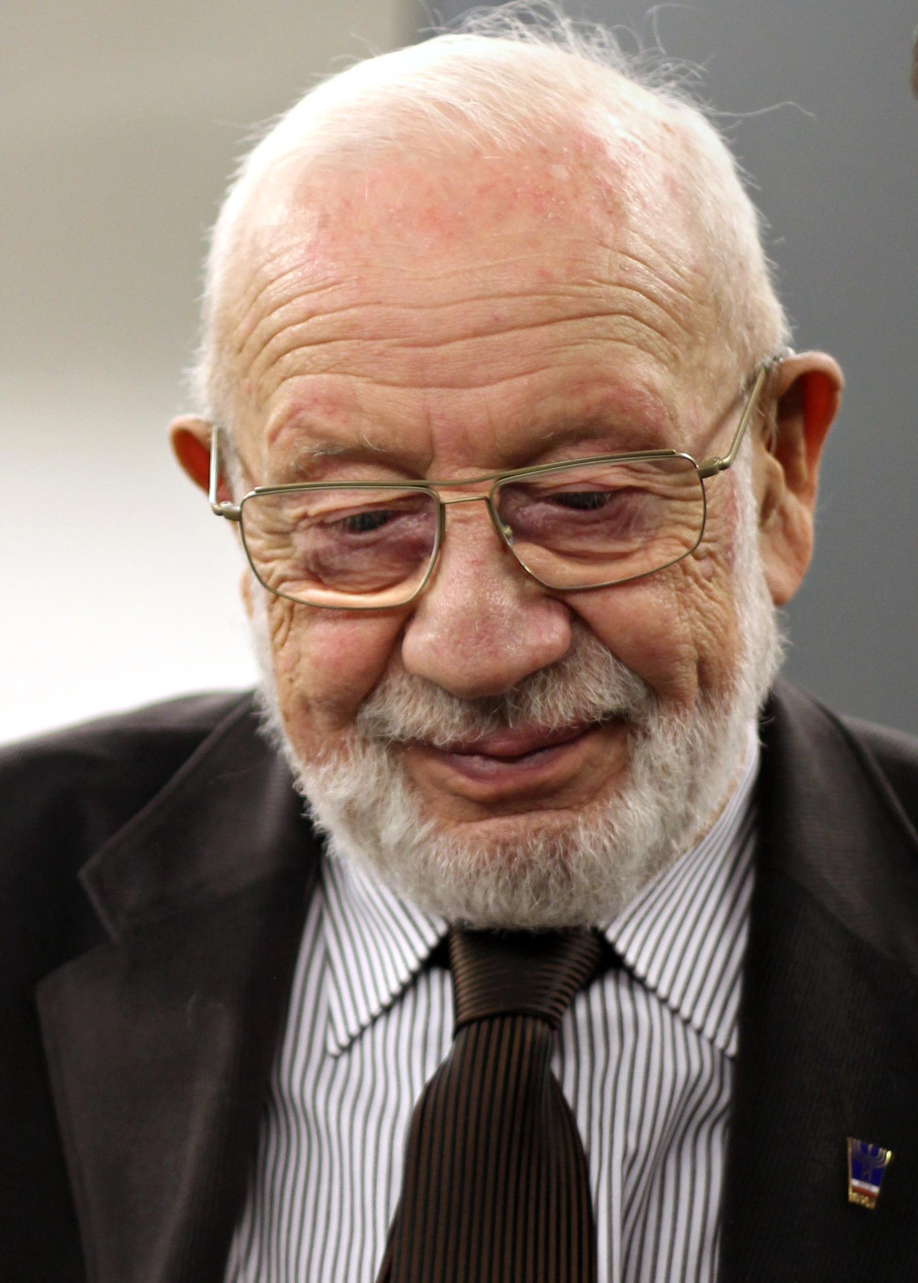 Kurt Weber in 2014