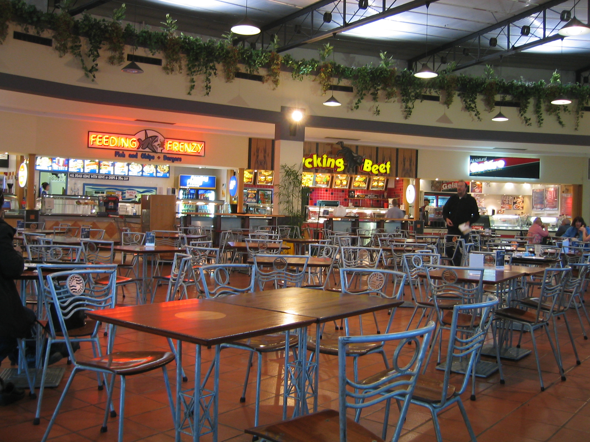 Lakeside Food Court Stores