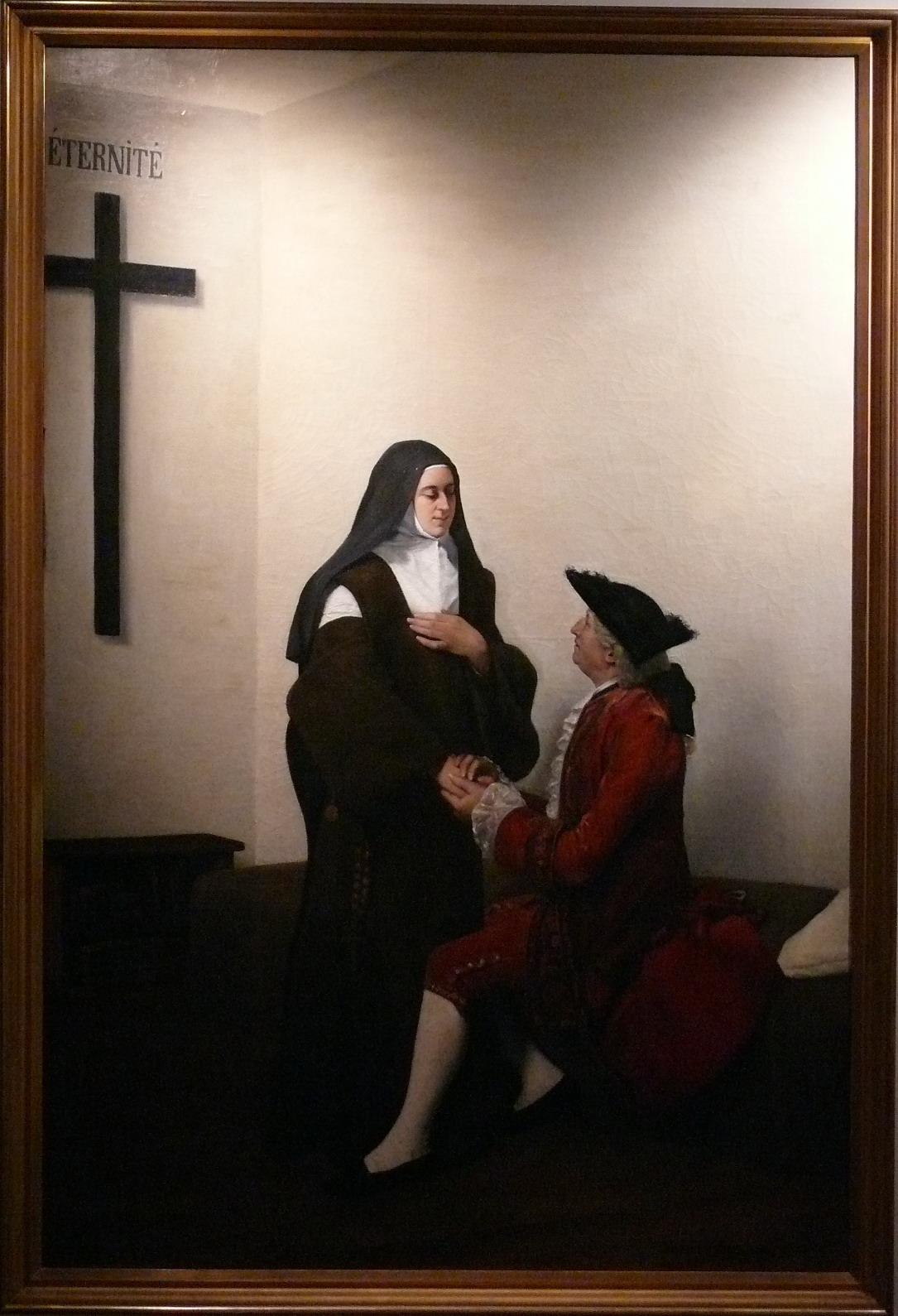 """Résultat de recherche d'images pour """"Madame Louise et Louis XV"""""""