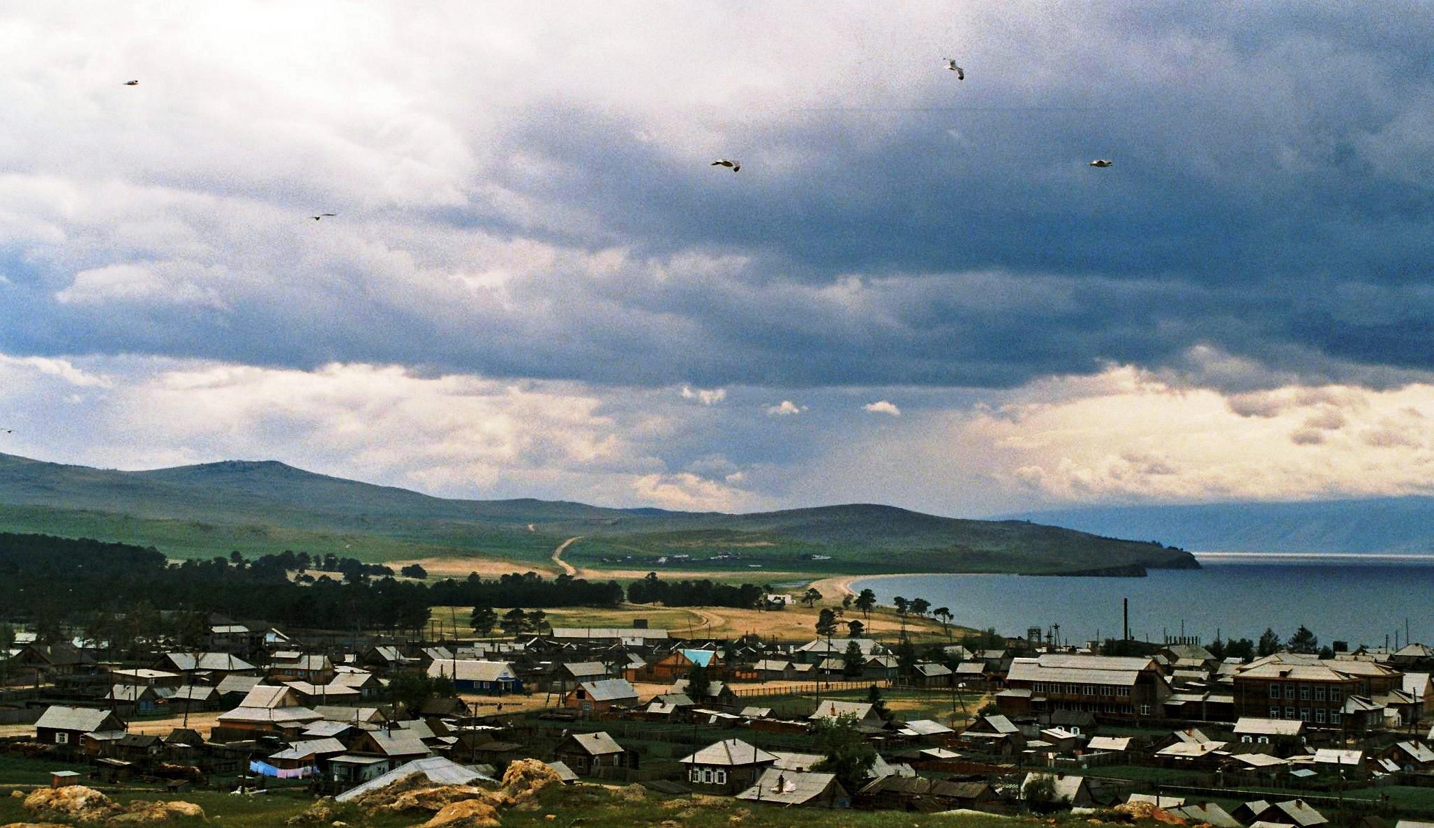 Le village de Khoujir - Village of Khoujir.jpg