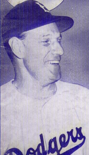 Portrait of Leo Durocher