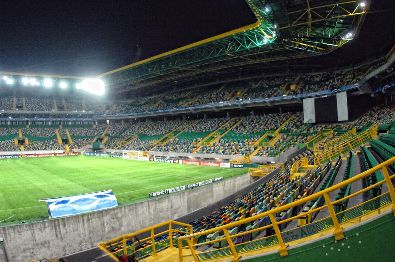 Lisbon Estádio José Alvalade