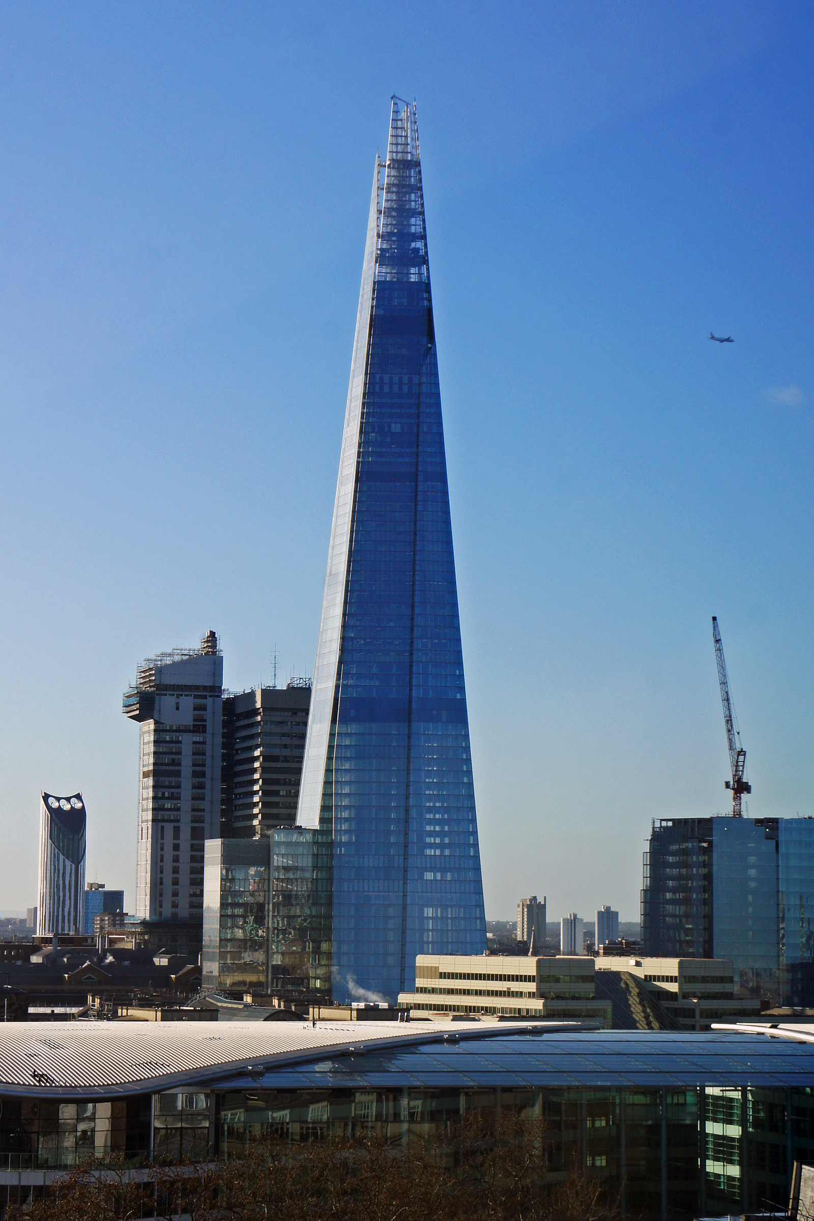 The shard wikiwand for Architecture londres