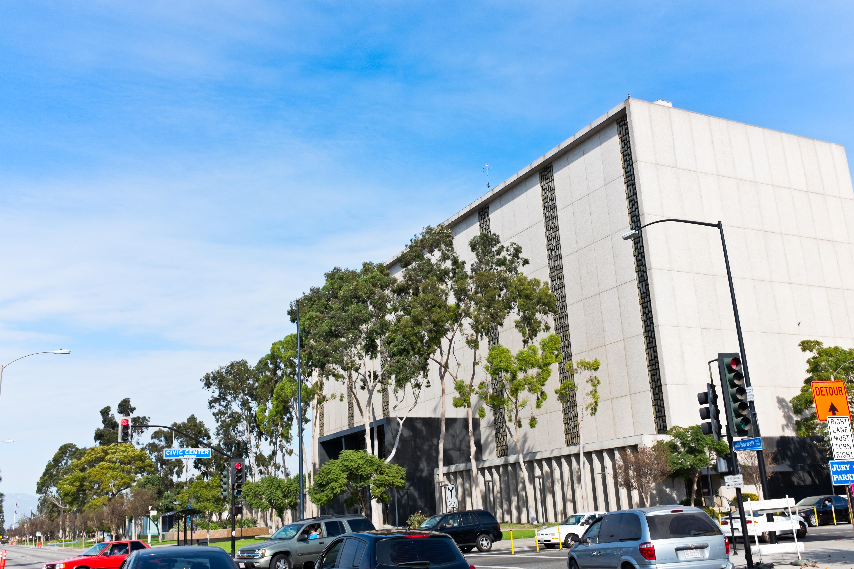 Norwalk Ca County Building