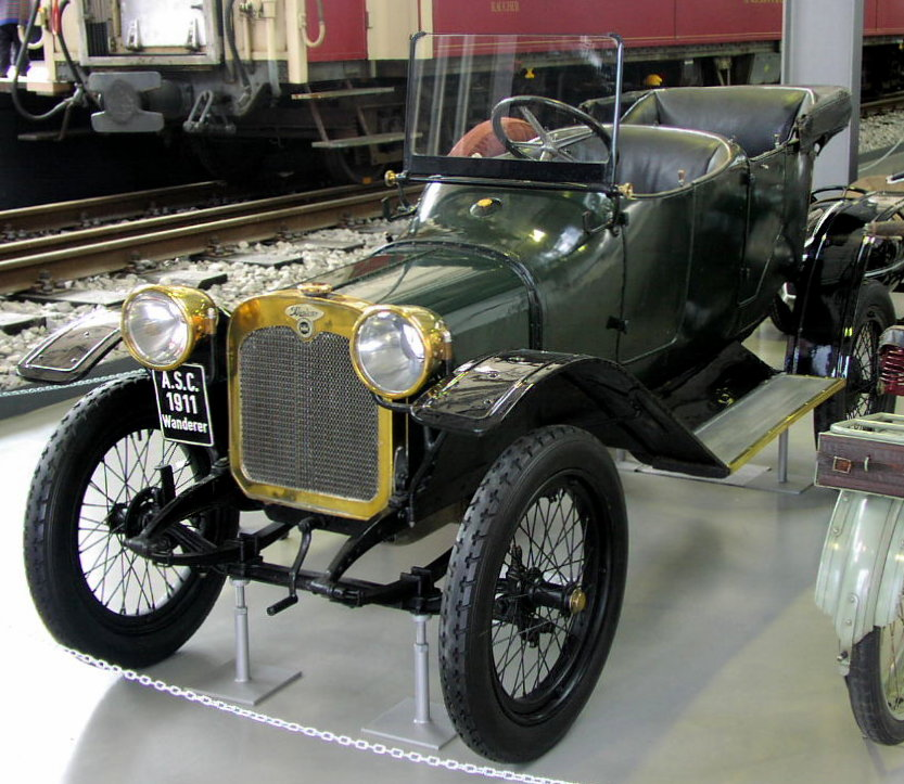 Early American Autombiles 1915-1920