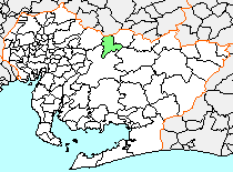 Fujioka, Aichi Former municipality in Chūbu, Japan