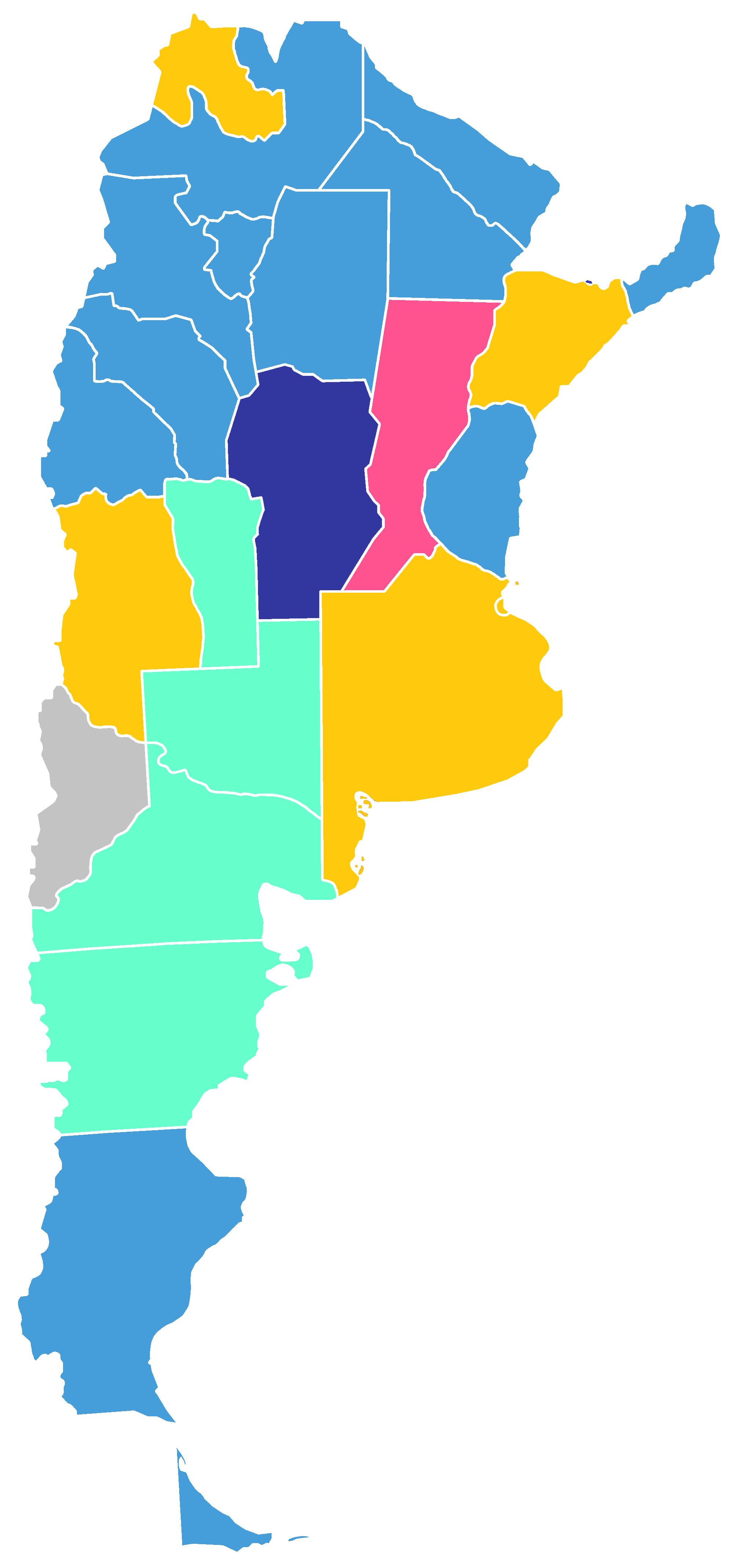 Mapa De Elecciones 2015.File Mapa De Las Elecciones Gobernadores Argentinas 2015 Png