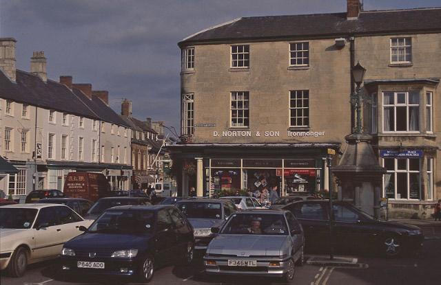 Market Place, Uppingham - geograph.org.uk - 1594311