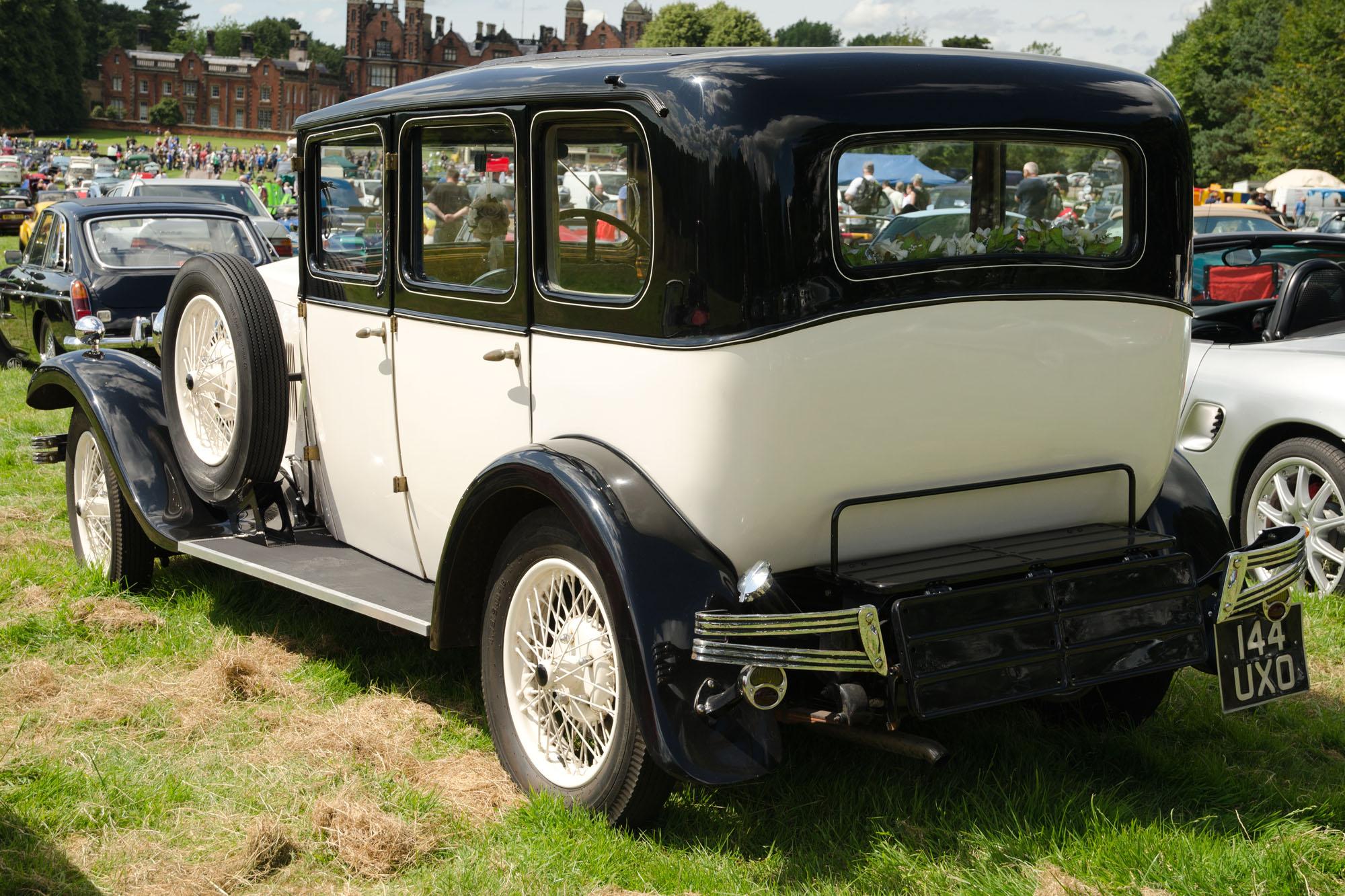 Pictures Morris Car Classic