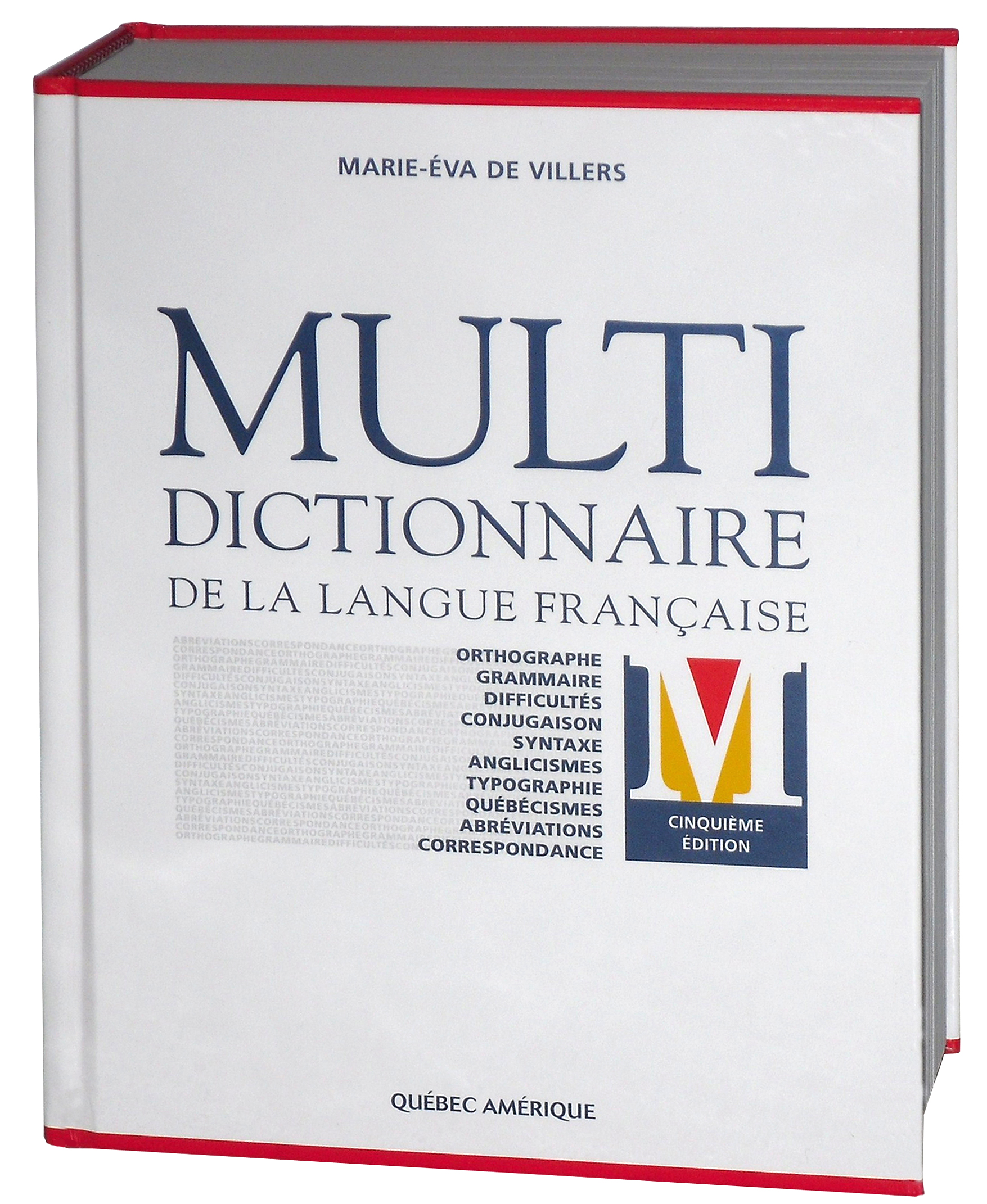 Multidictionnaire de la langue fran aise du qu bec ma - Dictionnaire de l office de la langue francaise ...