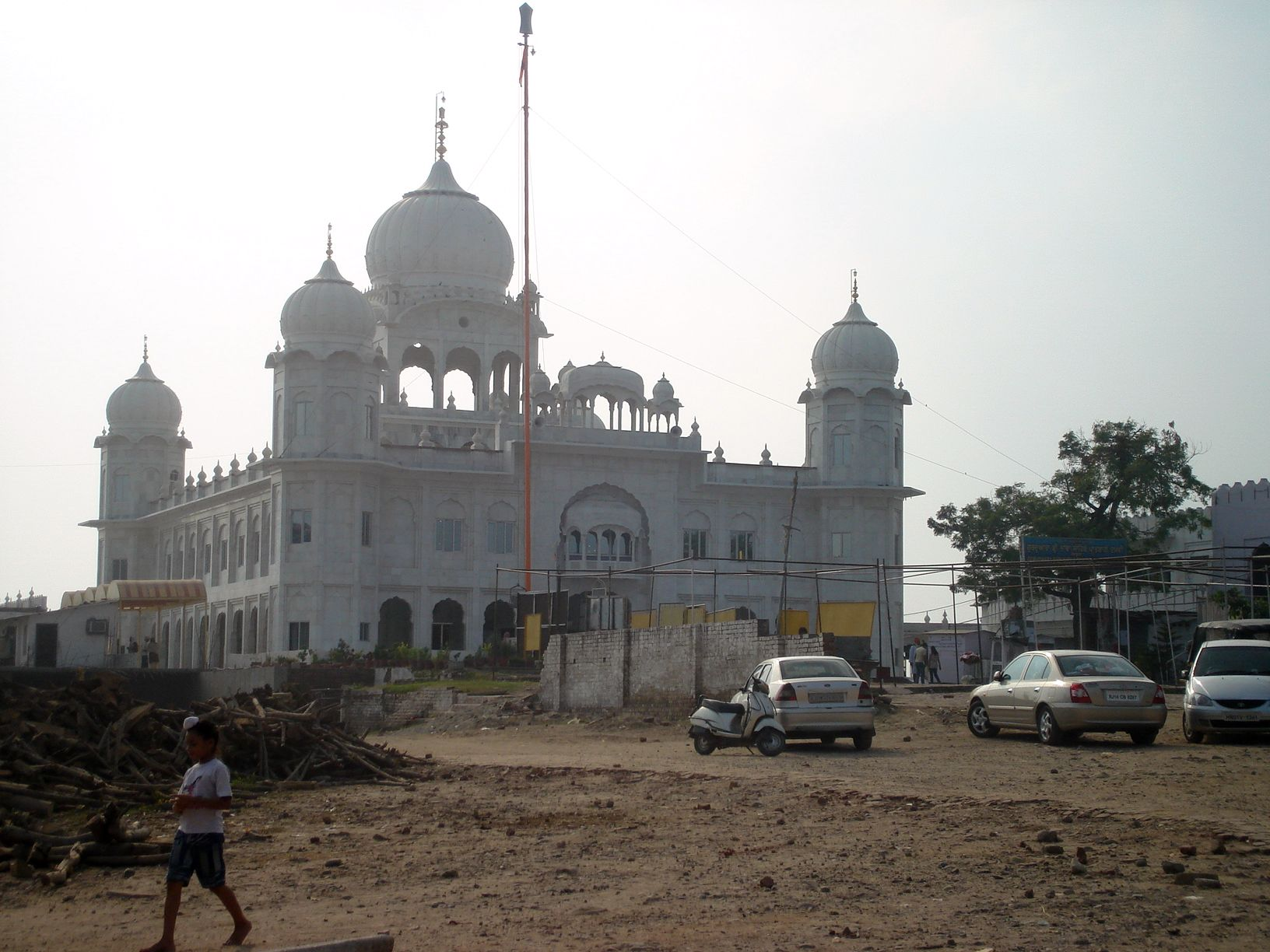 Gurudwara Nada Sahib - Panchkula, Haryana