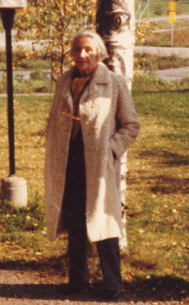 Nathalie Sarraute (c.1983)