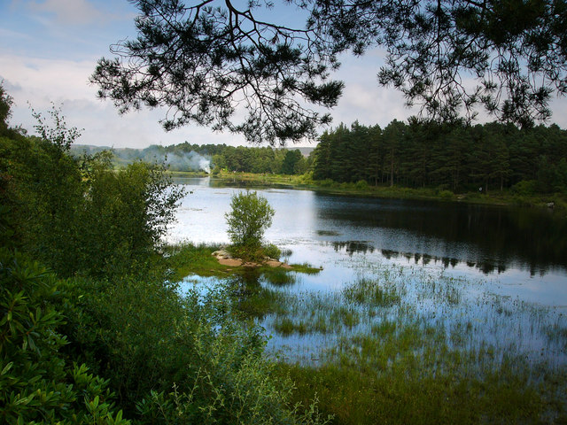 Nelly's Moss Lake - geograph.org.uk - 920182