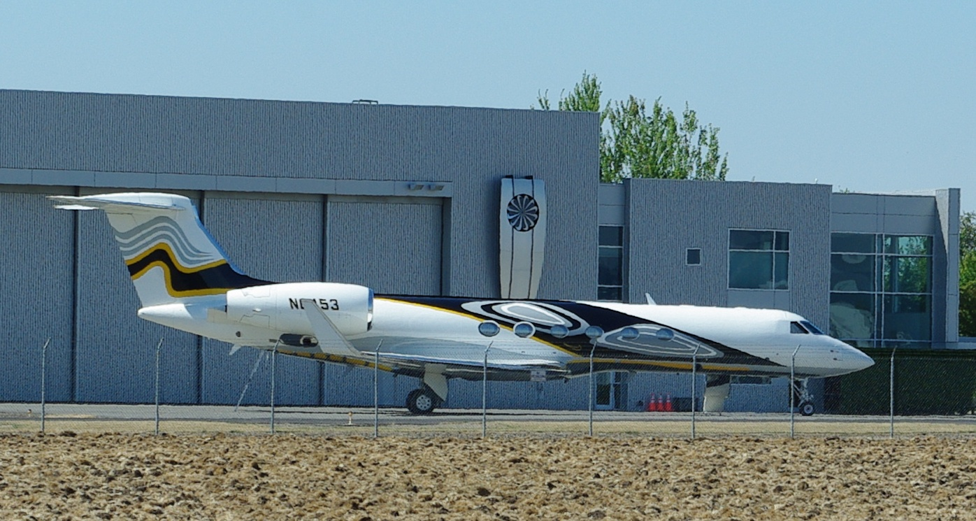 Hillsboro Airport in Oregon
