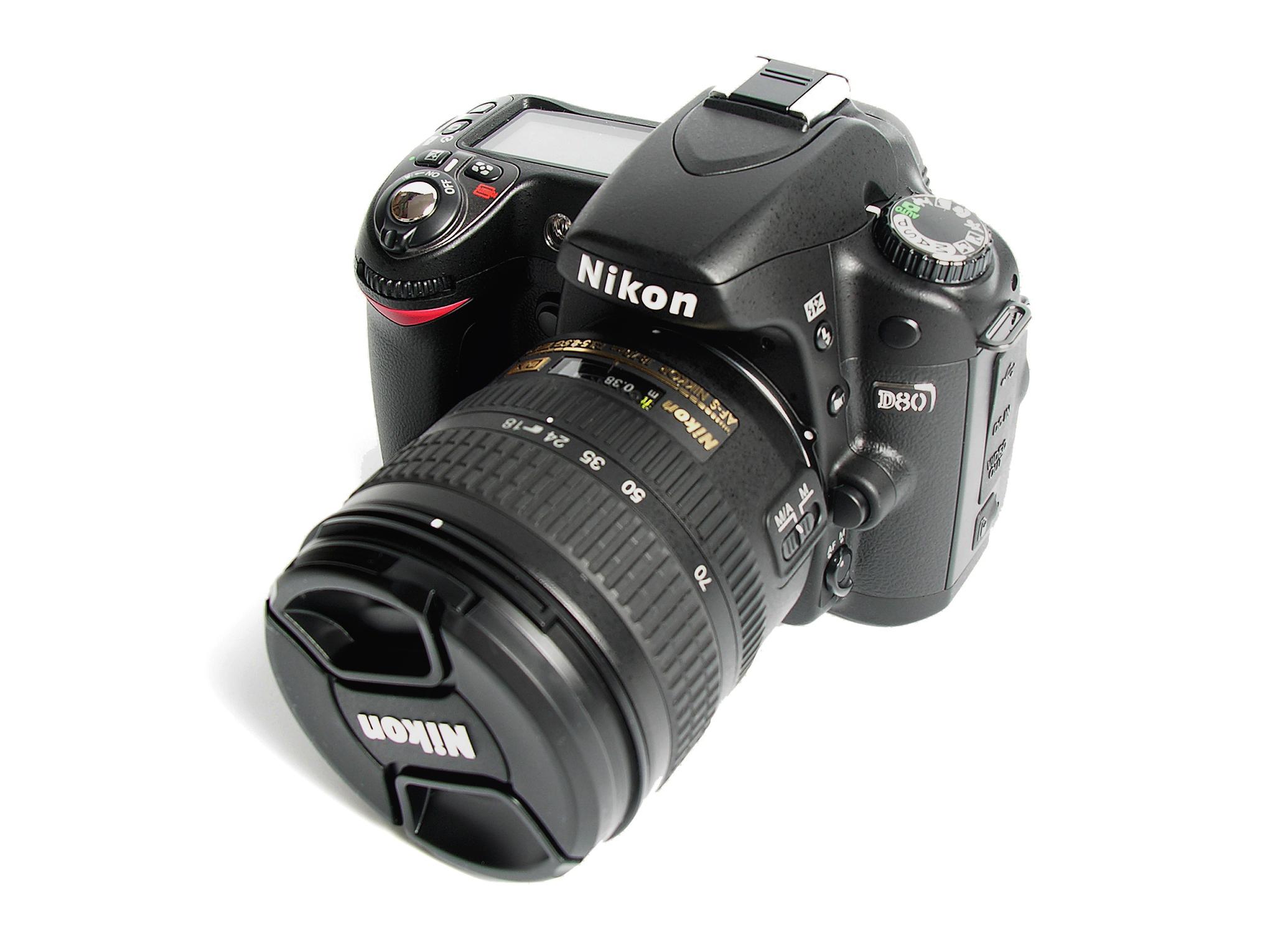 Nikon D80 - Wikiwand