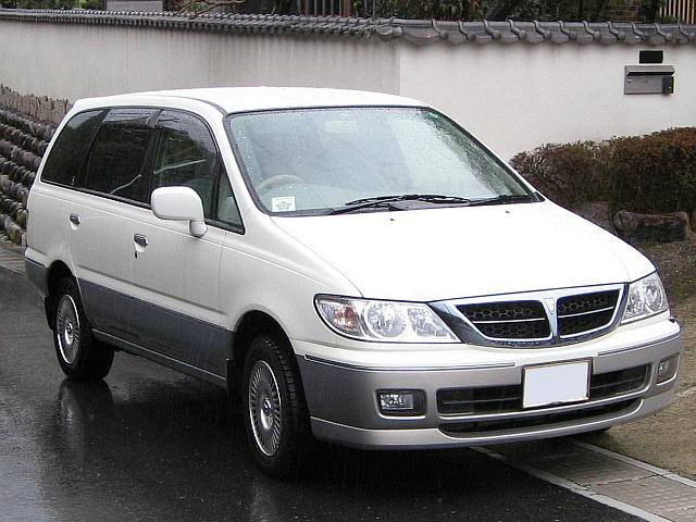 Nissan Presage Wikipedia