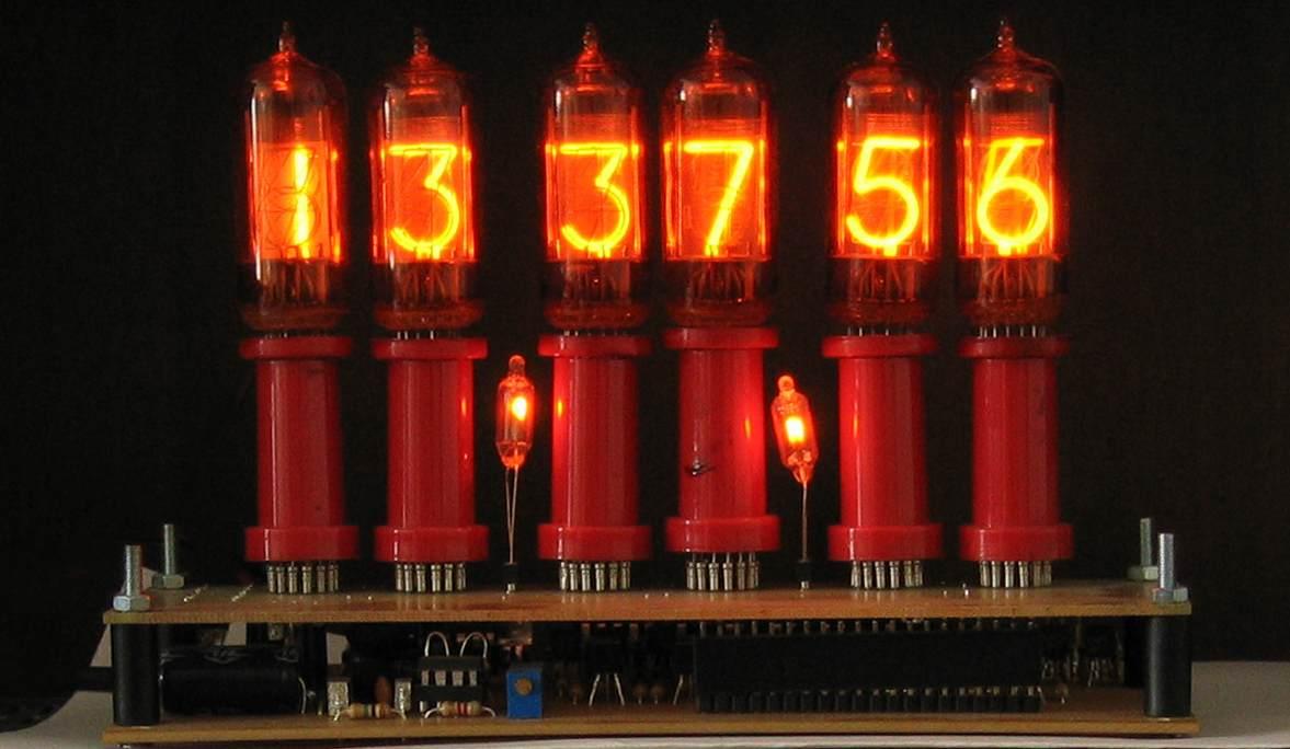 File:Nixie clock jpg - Wikimedia Commons