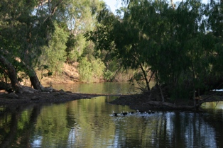 river in northern Queensland, Australia