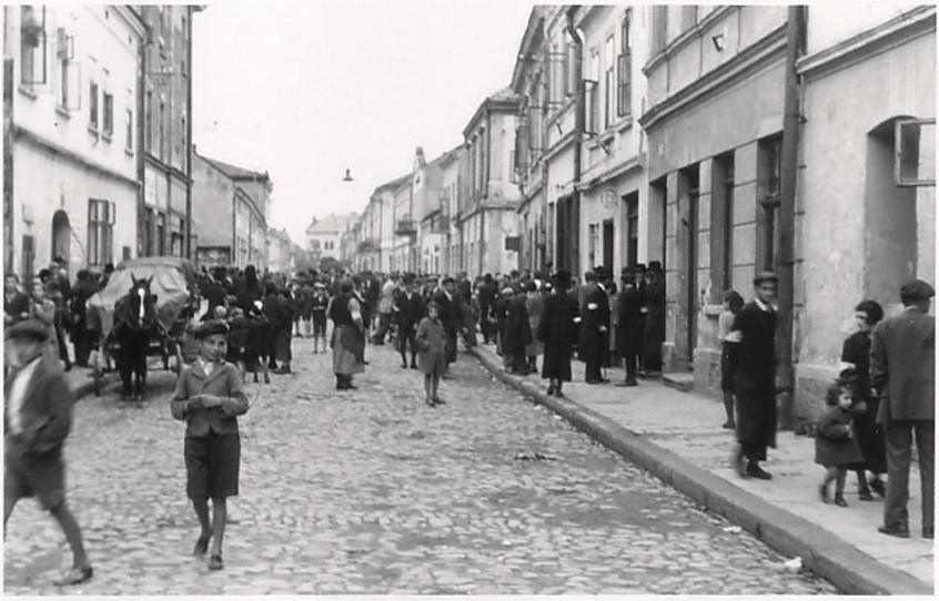 Nowy Sącz Ghetto