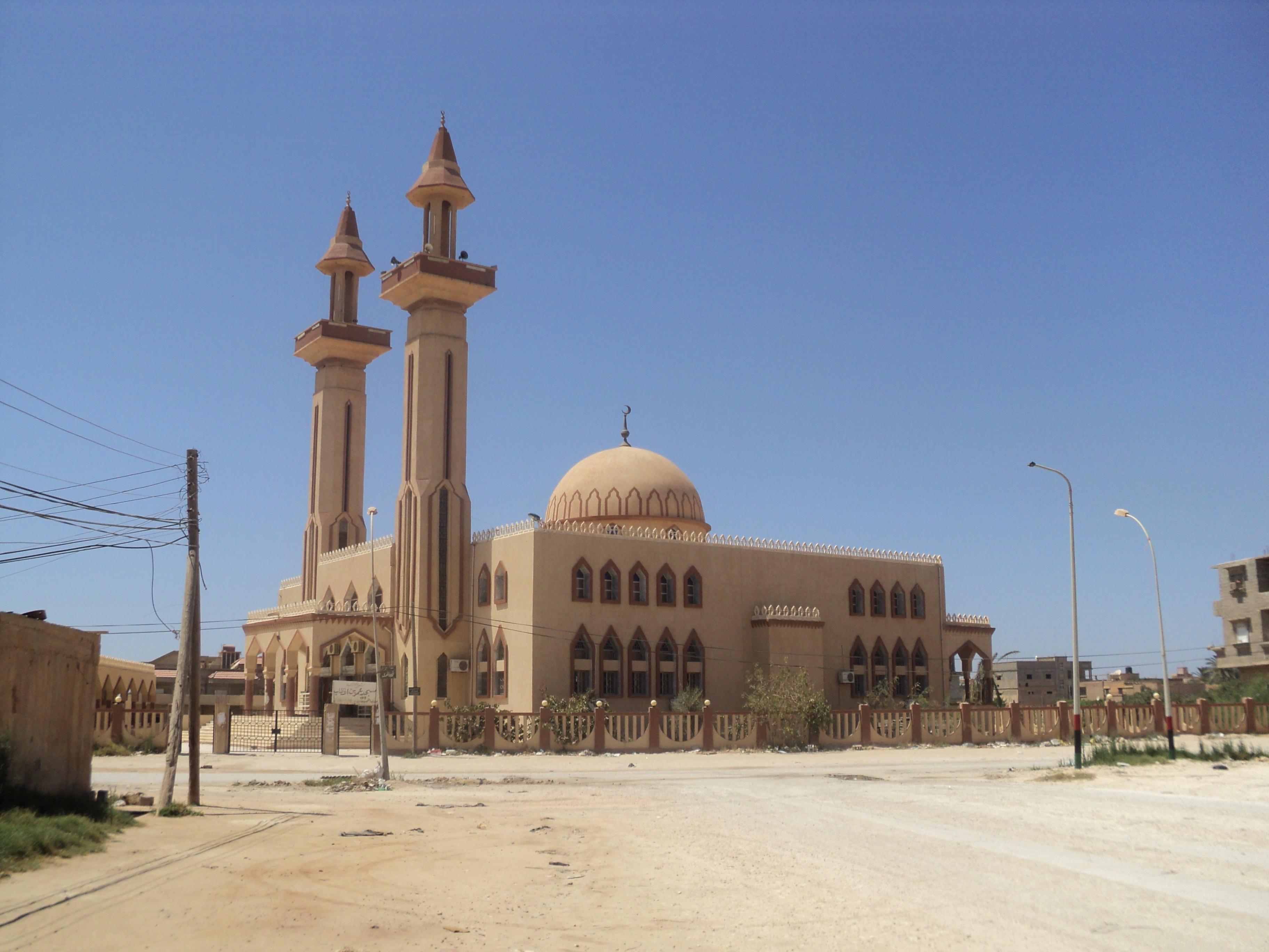 File:Omar ibn Al Khattab mosque, Benghazi JPG - Wikimedia