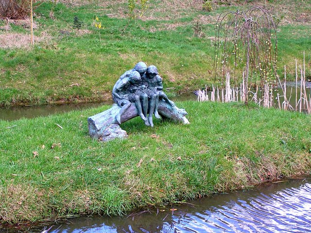 On the Irwell Sculpture Trail (geograph 685424)