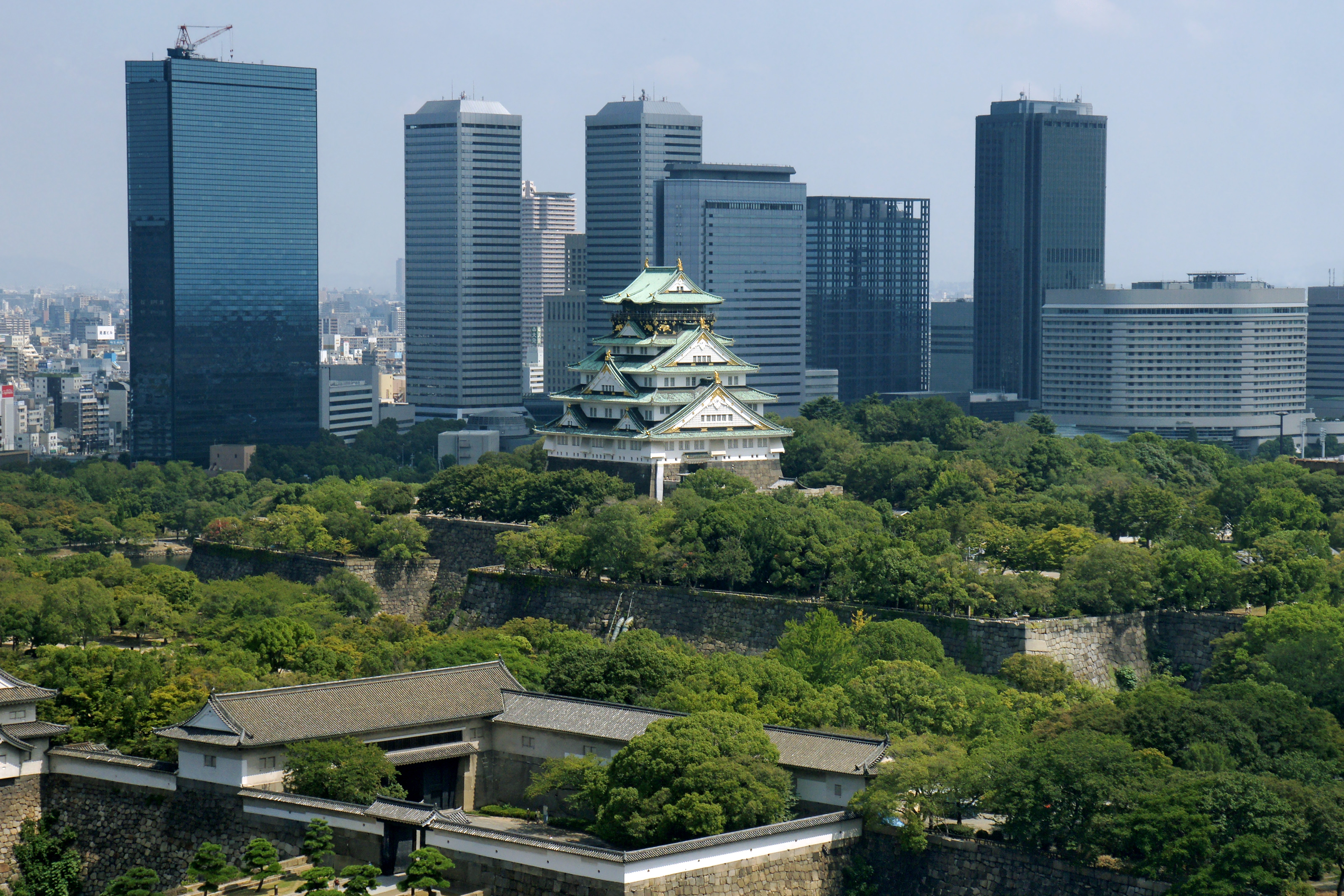 List of tallest structures in Osaka Prefecture - Wikipedia