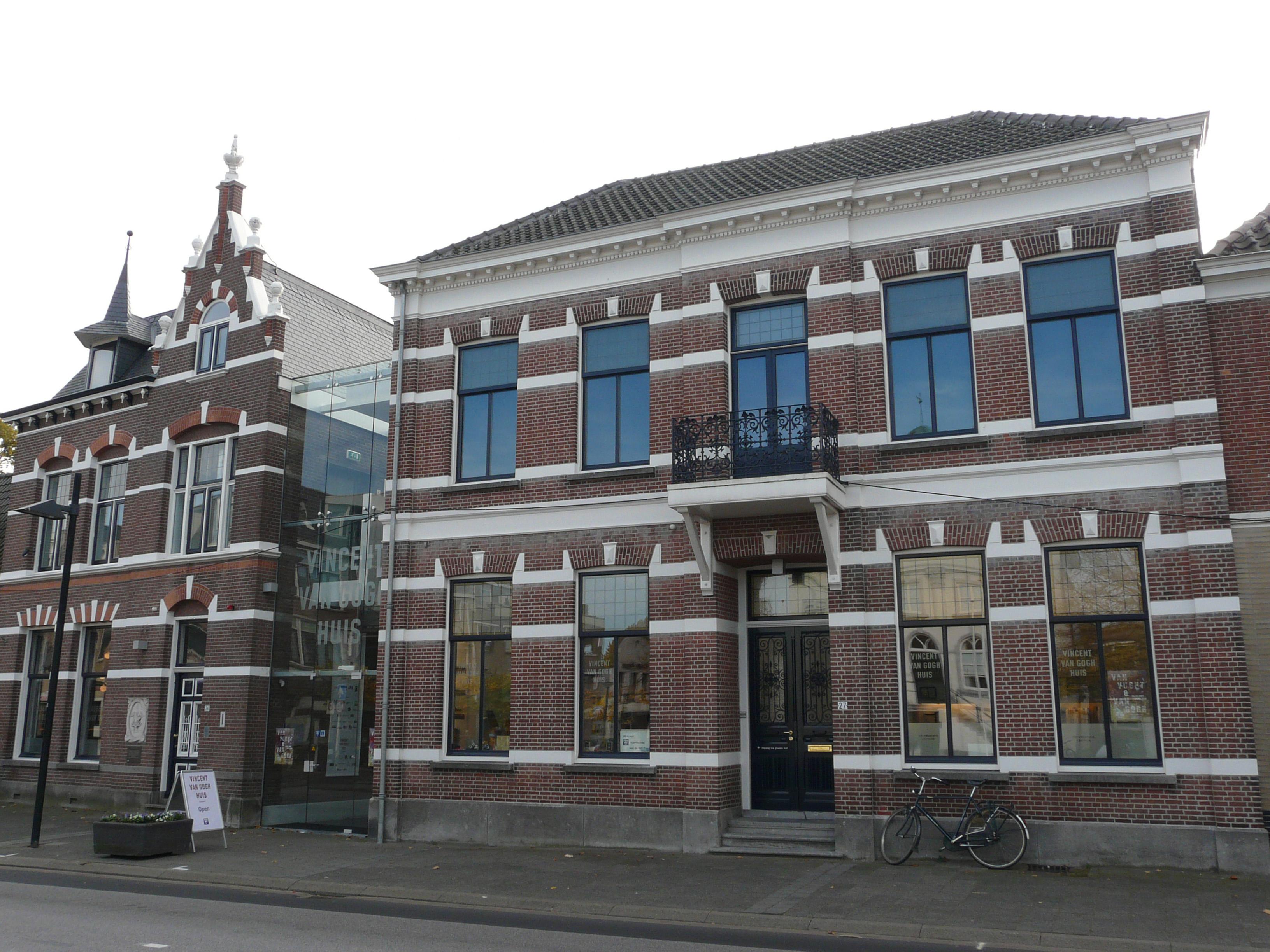 Van Goghhuis (Zundert) - Wikipedia