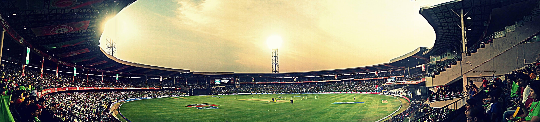 Chinnaswamy stadium in bangalore dating