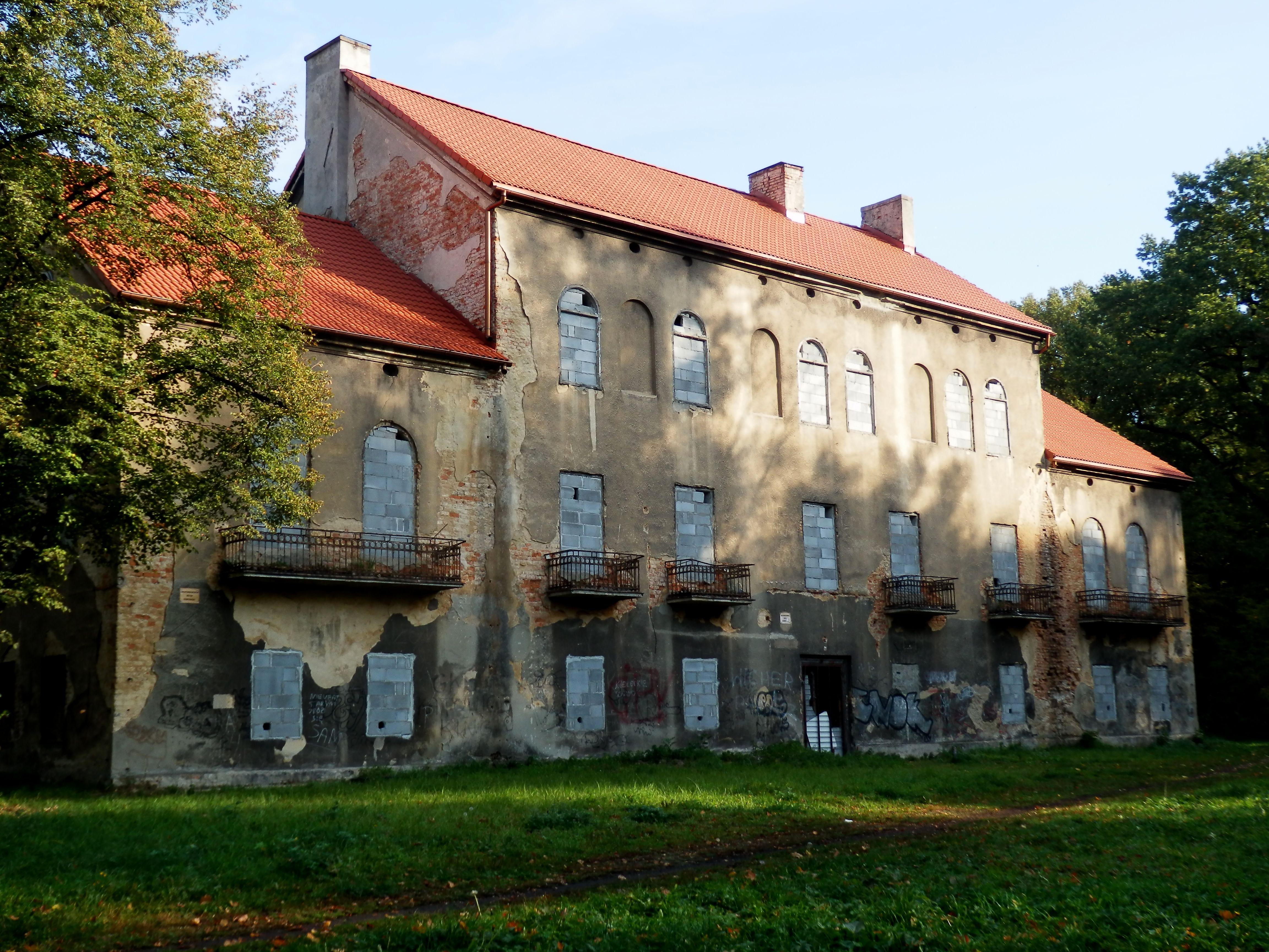 Pałac w Żorach