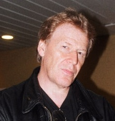 Pat Mills Comic writer