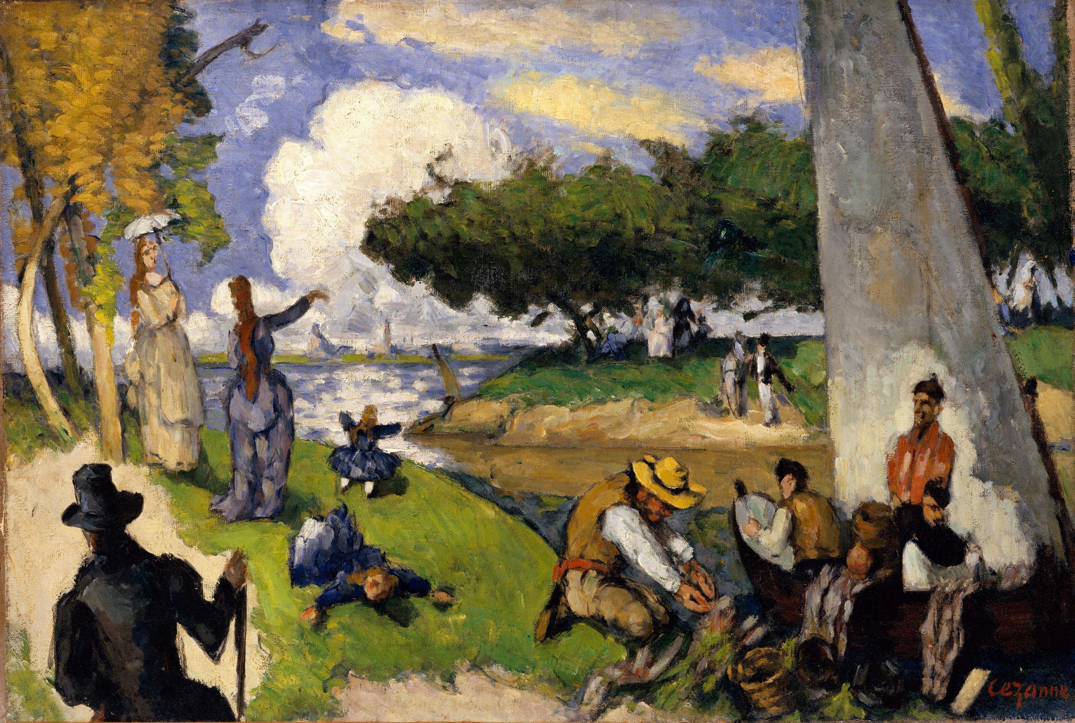 File:Paul Cézanne - Les Pêcheurs (scène fantastique).jpg