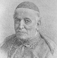Der Erzbischof von Mexiko Pelagio Antonio de Labastida y Dávalos