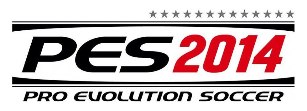 Depiction of Pro Evolution Soccer 2014
