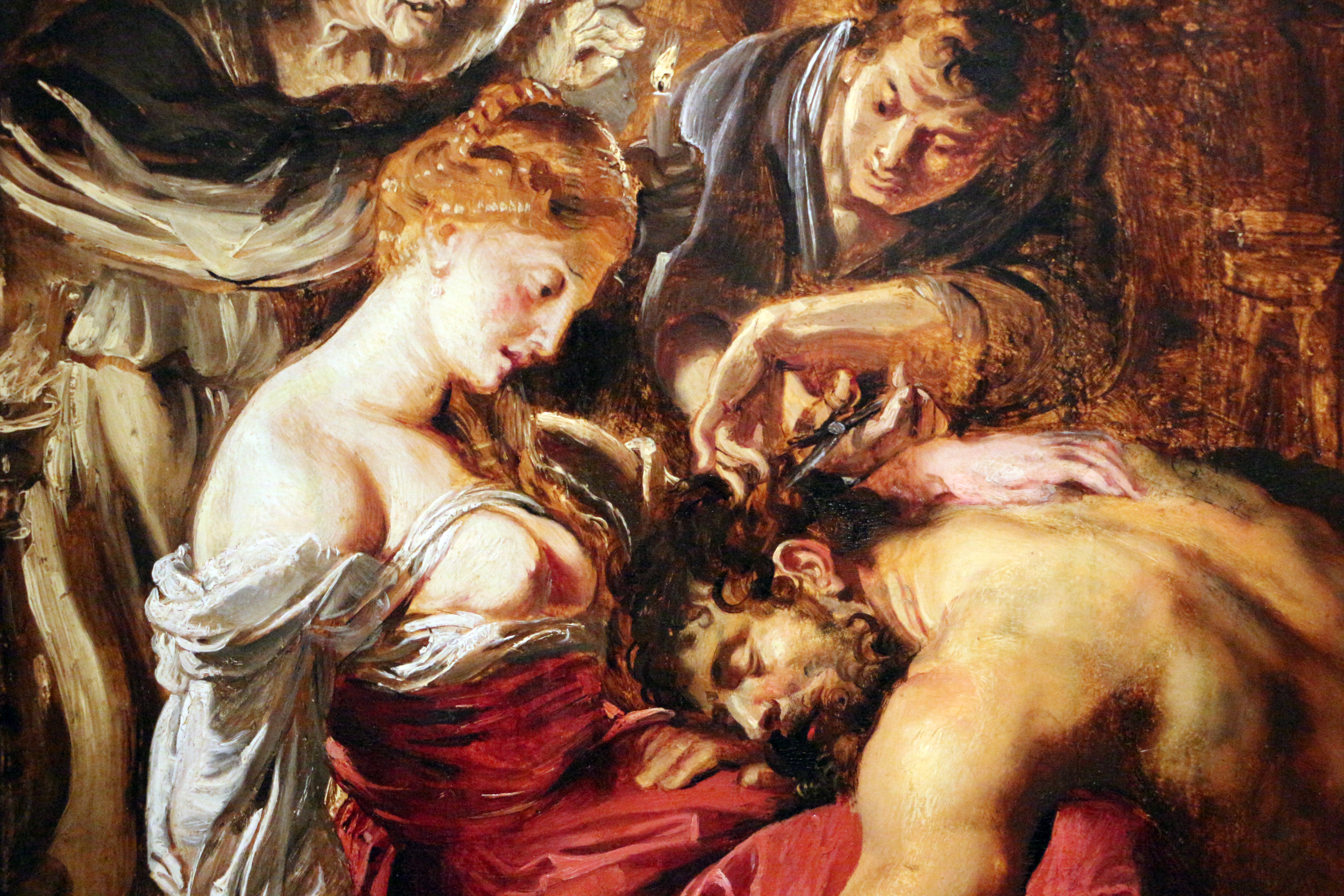 File:Peter paul rubens, sansone e dalila, 1609 ca. 03.jpg - Wikimedia  Commons