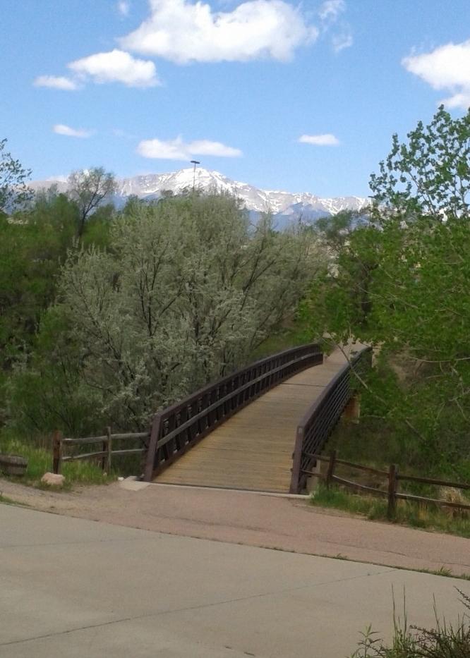 Pikes Peak Drive >> Pikes Peak Greenway - Wikipedia