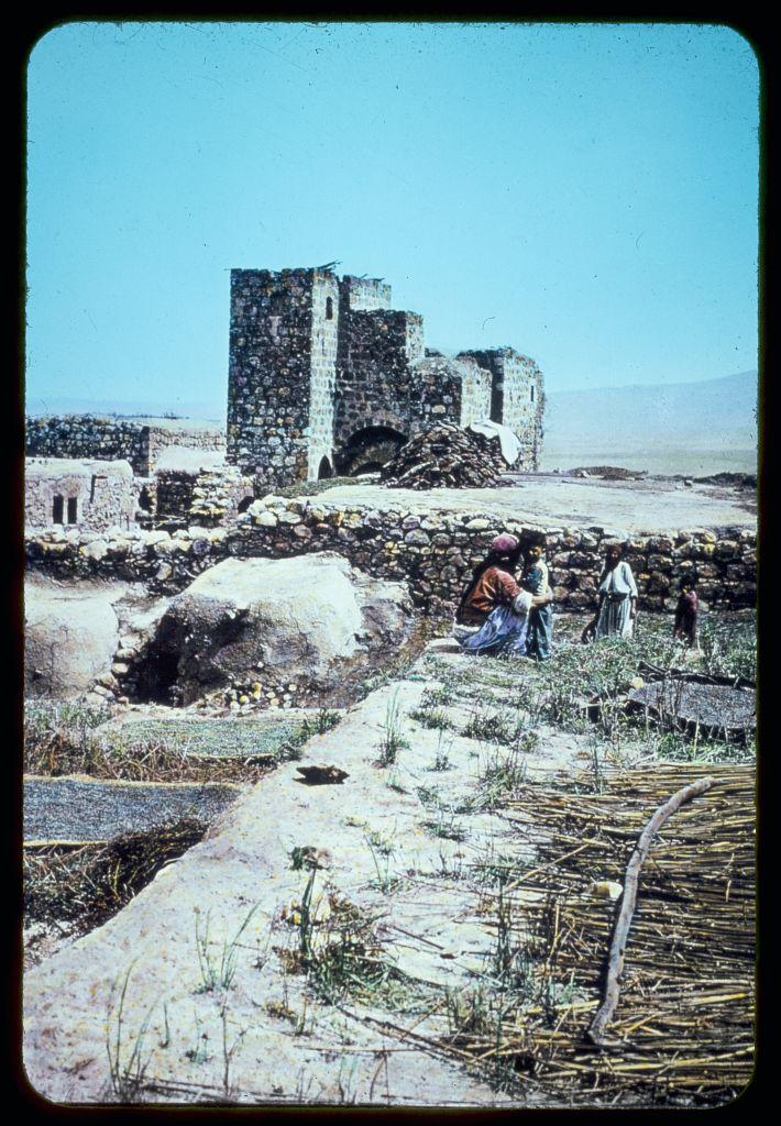 המגדל במצודת יזרעאל