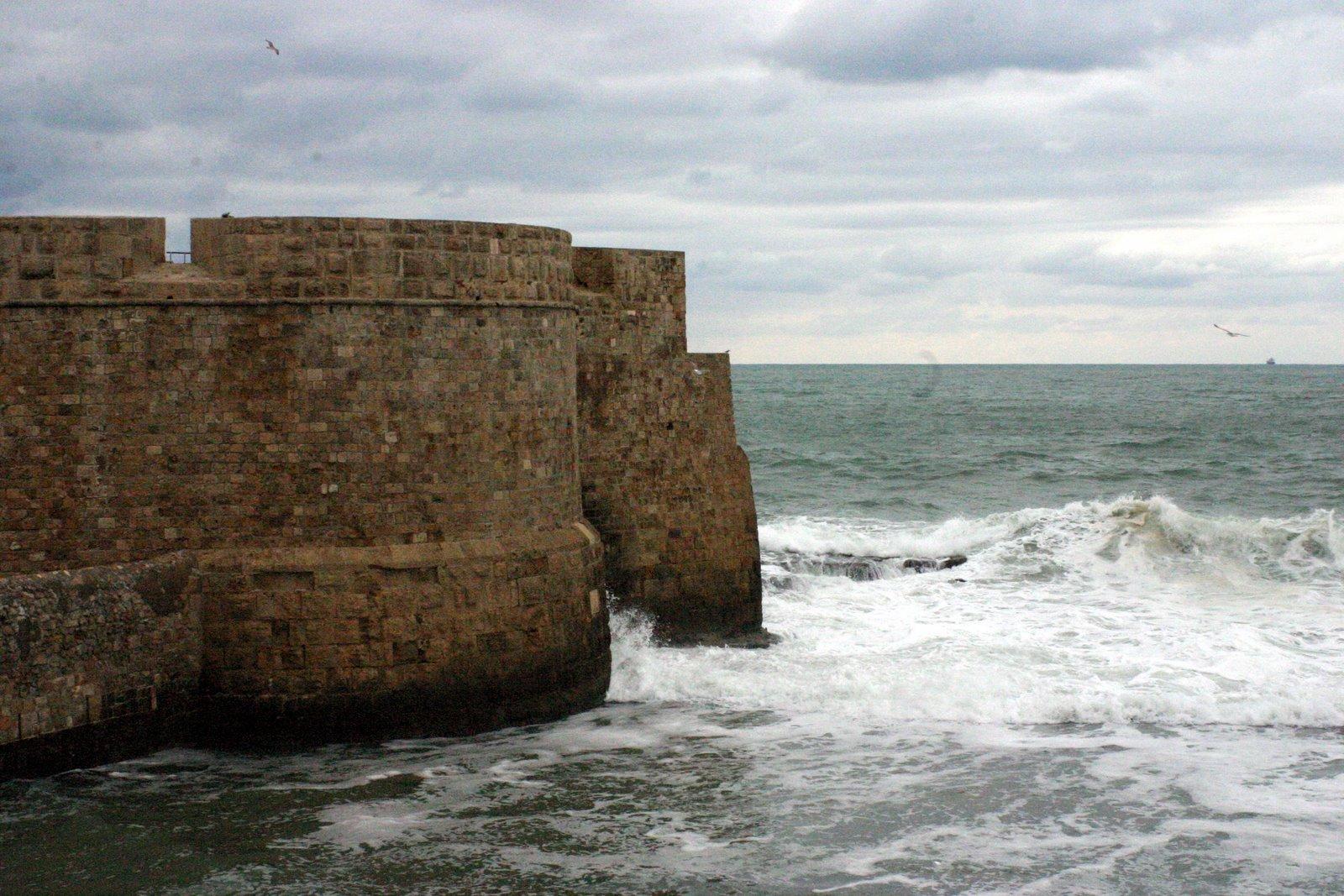 עכו - החומה