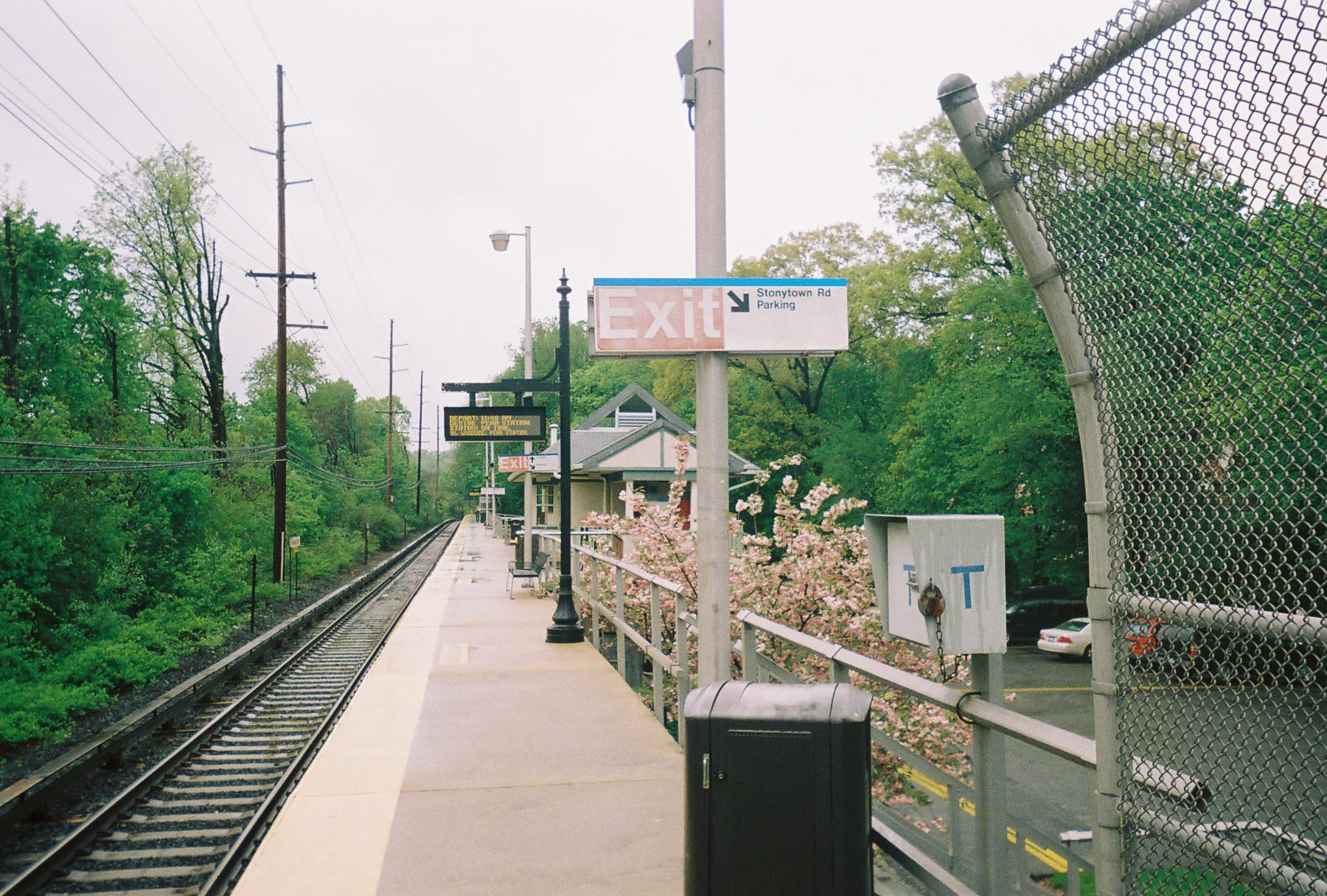 Plandome (LIRR station)