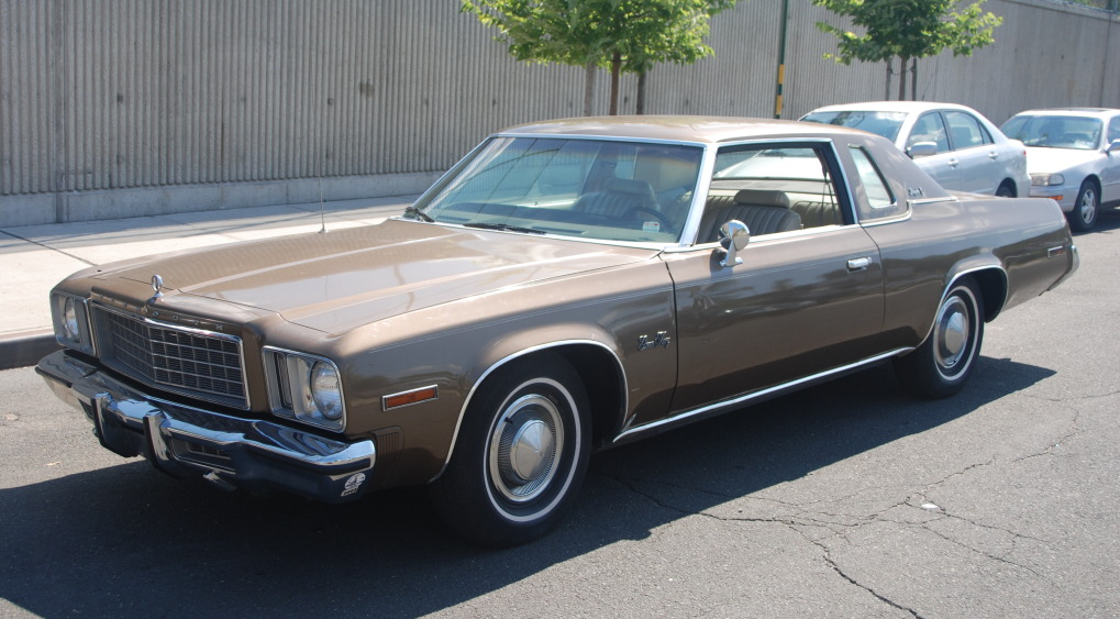 File Plymouth Brougham 1975 Png Wikimedia Commons