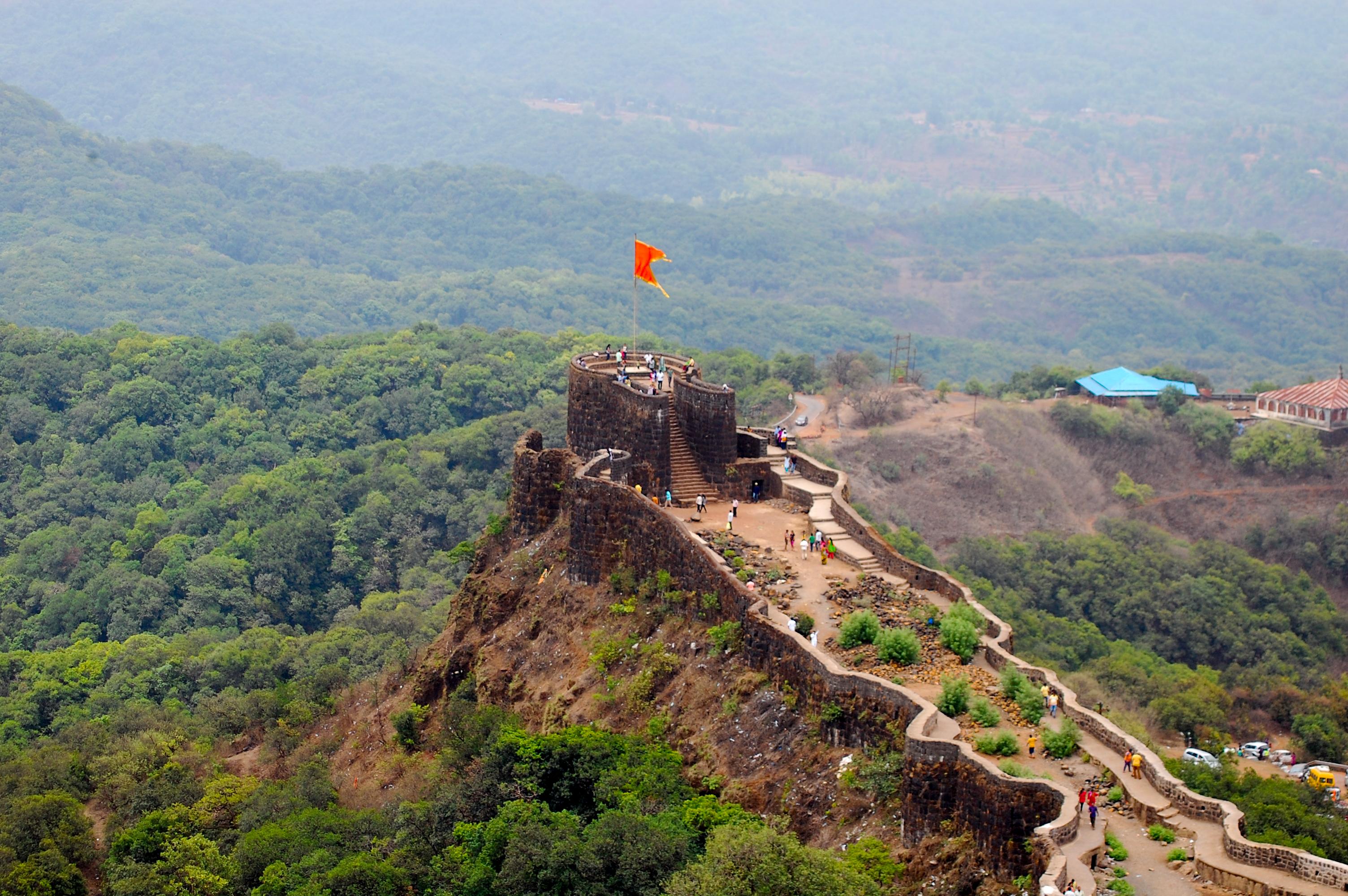 Pratapgad Fort-- Maharashtra