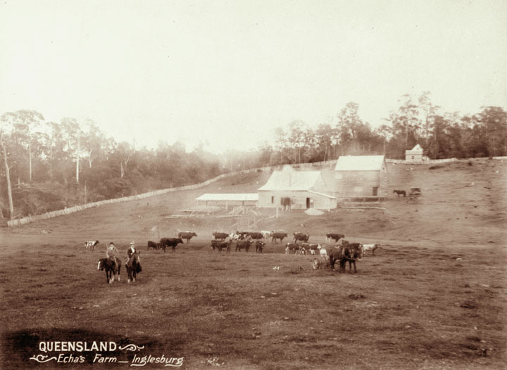 File:Queensland State Archives 2502 Echas Farm Inglesburg c 1898.png
